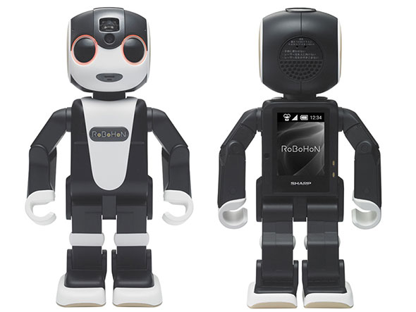 RoBoHoN is One-of-a-Kind Smartphone of Sharp and Tomotaka Takahasgi
