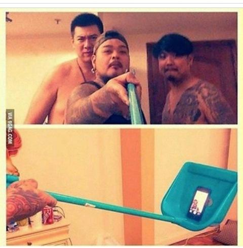 Alternatives to selfie sticks