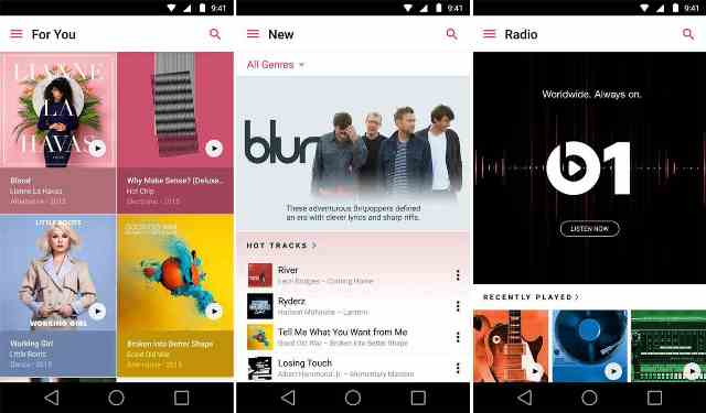Apple Music App is Now Available for Android