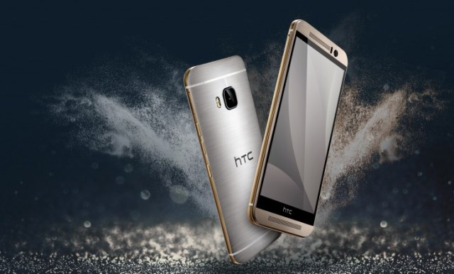 HTC One M9s is revealed