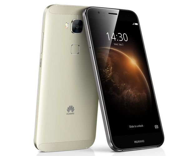 Huawei G7 Plus Sports a 90% Metal Chassis