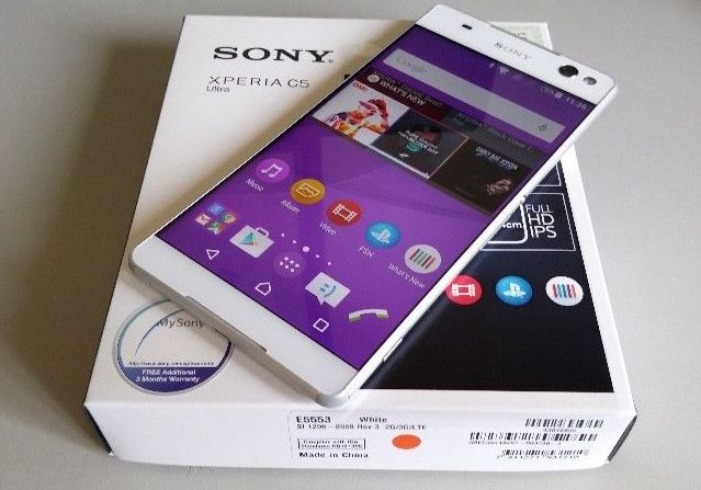 Sony Xperia C5 Ultra Lands on the US Market
