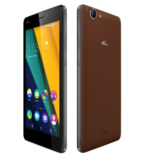 Wiko Took the Wraps Off the Wiko Pulp 4G and Pulp Fab 4G