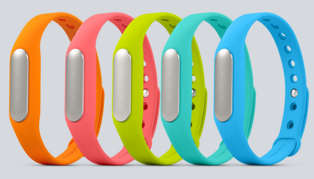 Xiaomi Mi Band 1S is introduced