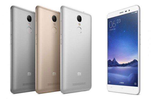 Xiaomi Redmi Note 3 and the Tablet Mi Pad 2 Debut in China