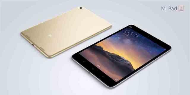 Xiaomi Redmi Note 3 and Mi Pad 2 are introduced