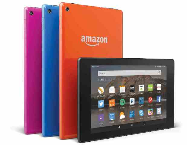 Amazon Fire HD 8 Reader Edition goes for sell for $249.99
