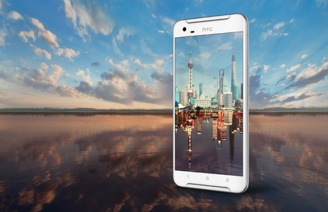 HTC One X9 debuts in China