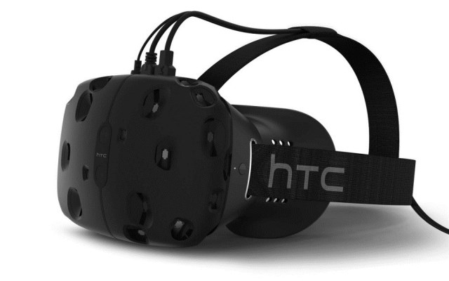 HTC Vive passed through FCC