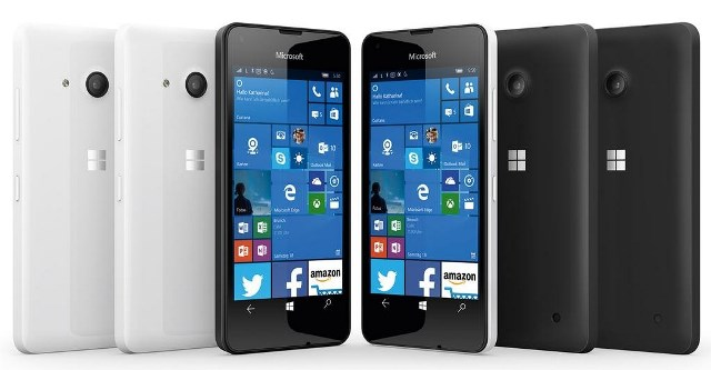 Microsoft Lumia 550 is up-for-sell in the US and Europe