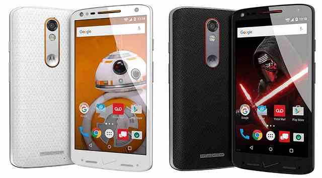 Motorola DROID Turbo 2 Star Wars: The Force Awakens is announced