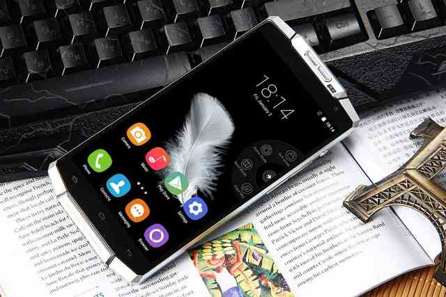 Oukitel K10000 is Packed with an Enormous 10000mAh Battery