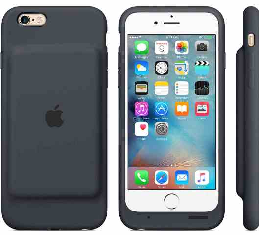Apple Released the Smart Battery Case for iPhone 6s and iPhone 6