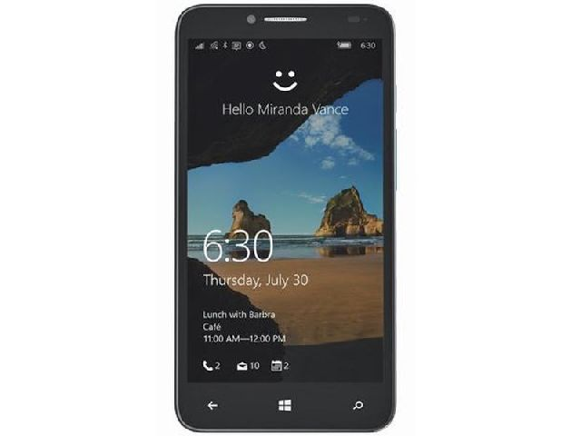 Windows 10 Mobile-Powered Variant of Alcatel OneTouch Fierce XL Rumored for T-Mobile