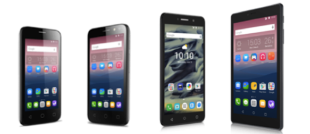 Alcatel Announced New Smartphones, Wearables and Tablets Prior CES 2016
