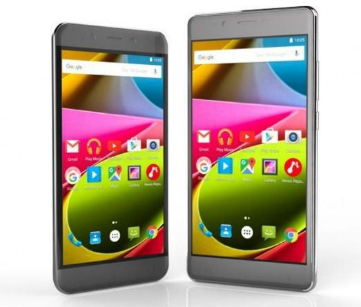 CES 2016 News: Archos Presented 4 New Budget Smartphones