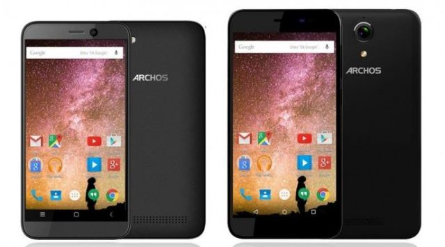 Archos officially unveiled the Power and Cobalt lines