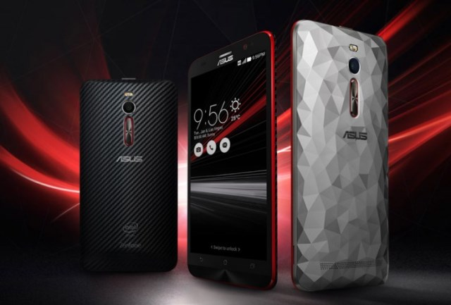 Asus Zenfone 2 Deluxe Special Edition is unveiled