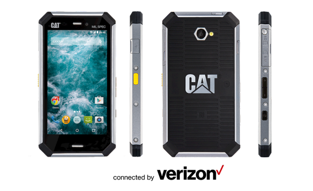The Rugged Cat S50c is Officially Launched by Verizon