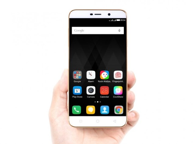 Coolpad Note 3 Lite debuts in India