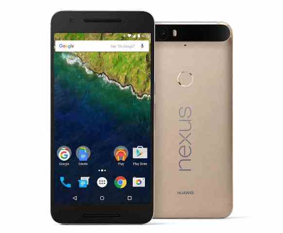 Huawei Nexus 6P Matte Gold and two new Huawei Watch are coming to the US