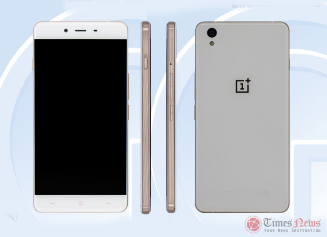 OnePlus 2 Mini appeared in a new leak from TENAA