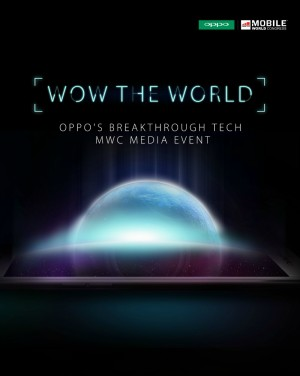 Oppo is Releasing the First Teaser for MWC 2016
