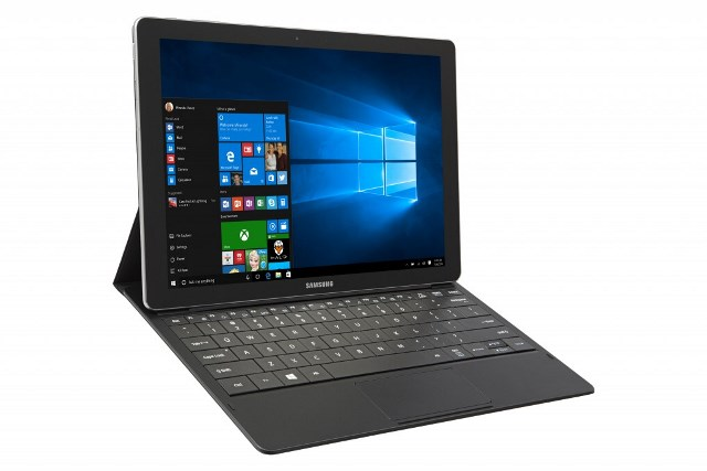 Samsung Galaxy TabPro S is presented at CES 2016