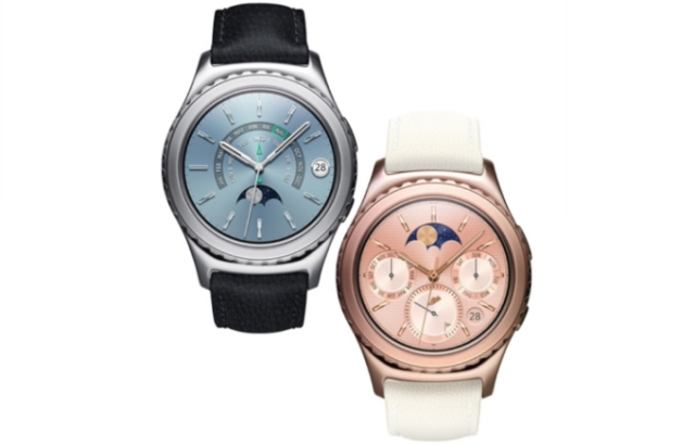 Samsung Gear S2 Classic is coming in Rose Gold and Platinum colors