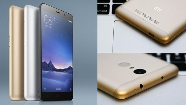 Xiaomi Redmi Note 3 with higher-end specs is official