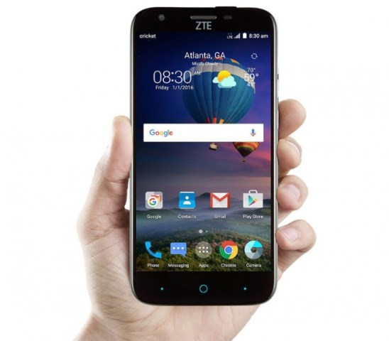 ZTE Grand X3 and Avid Plus debut at CES 2016