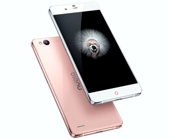 ZTE Nubia Prague S is unveiled