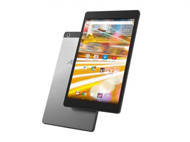 Archos with Three New Tablets from the Oxygen Series