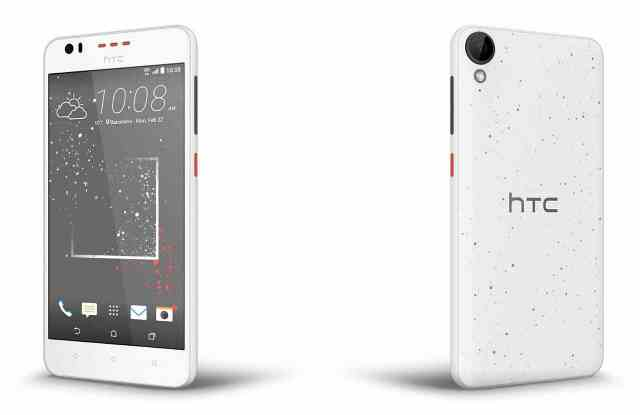 HTC Desire 825, Desire 630 and Desire 530 are presented officially at MWC 2016