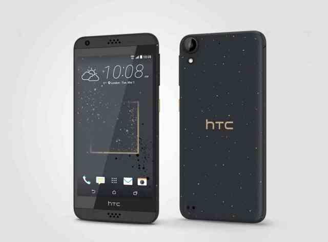 HTC Desire 825, Desire 630 and Desire 530 are revealed