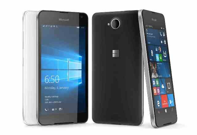 Microsoft Lumia 650 is available for purchase in Europe