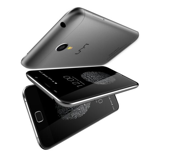 UMI Touch with an Octa-Core Processor, a 4000mAh battery and Runs on 6.0 Marshmallow