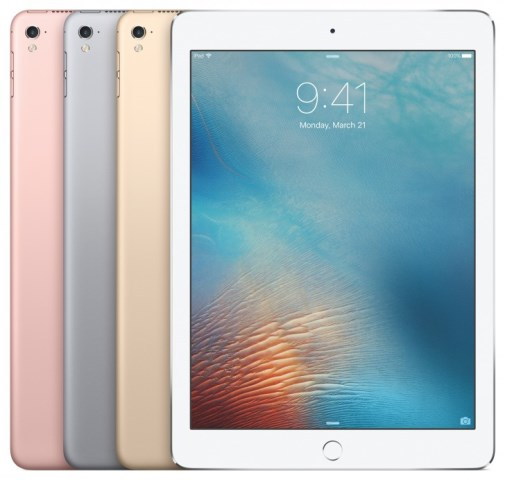 Apple iPad Pro 9.7 is official