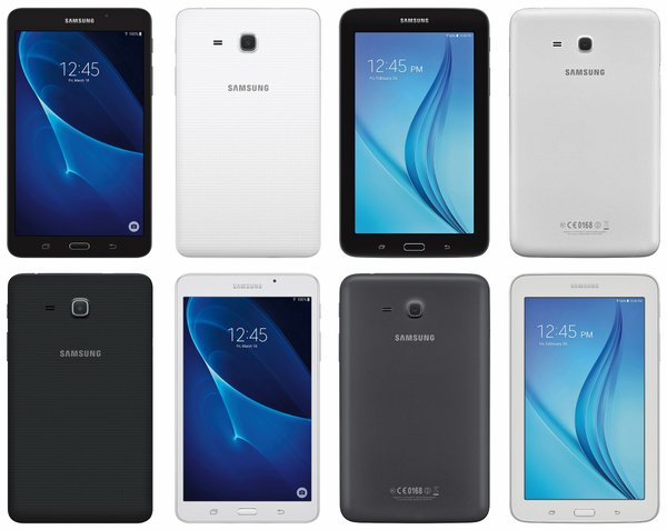 New Leaks Reveal More About the Unannounced Galaxy Tab A 7.0 and Galaxy Tab E 7.0