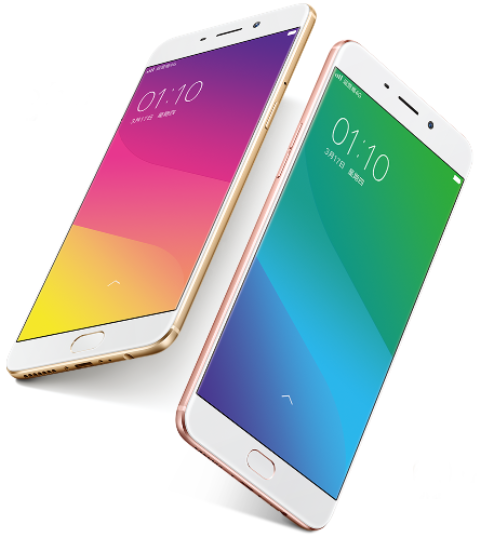 Oppo R9 and Oppo R9 Plus are presented officially