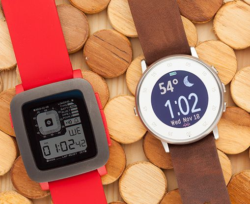 The Smartwatches Pebble Time and Time Round with $50 Price Cut