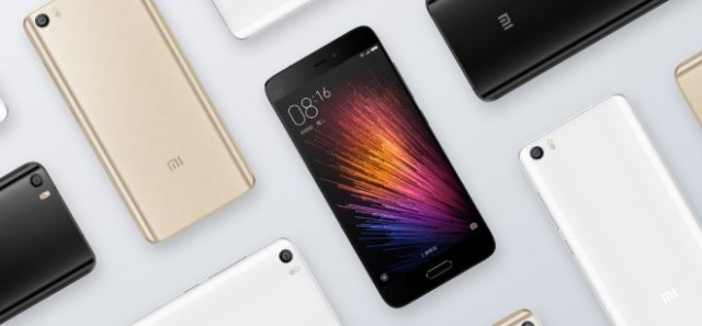Xiaomi Mi 5 goes official