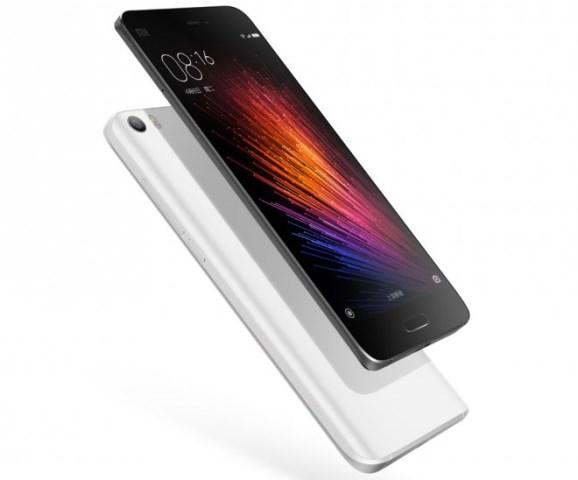 Xiaomi Mi 5 is revealed