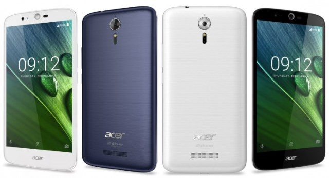 Acer Liquid Zest Plus is presented in NYC