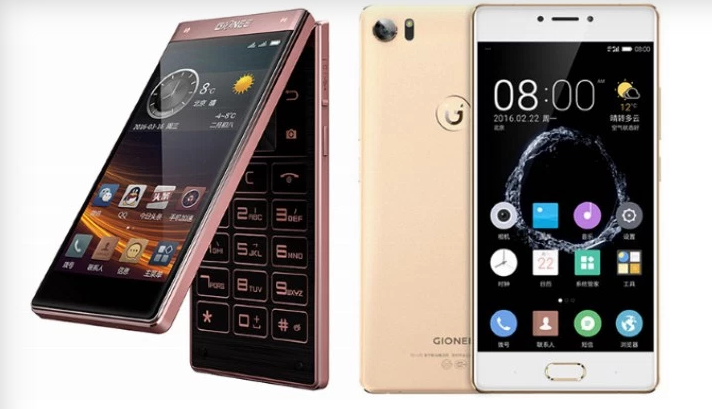 Gionee W909 is a new flip phone flagship