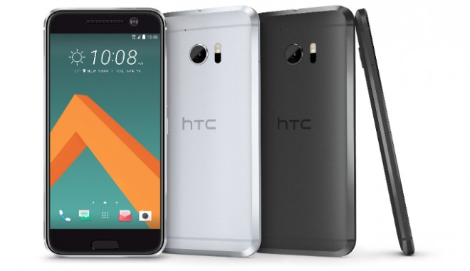 New Day, New Flagship, Say Hello to HTC 10