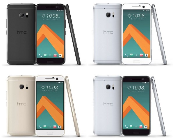 HTC 10 goes official