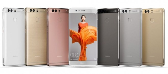 Huawei P9 and P9 Plus are revealed