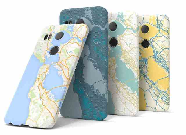 Live Cases for Nexus are available for purchase