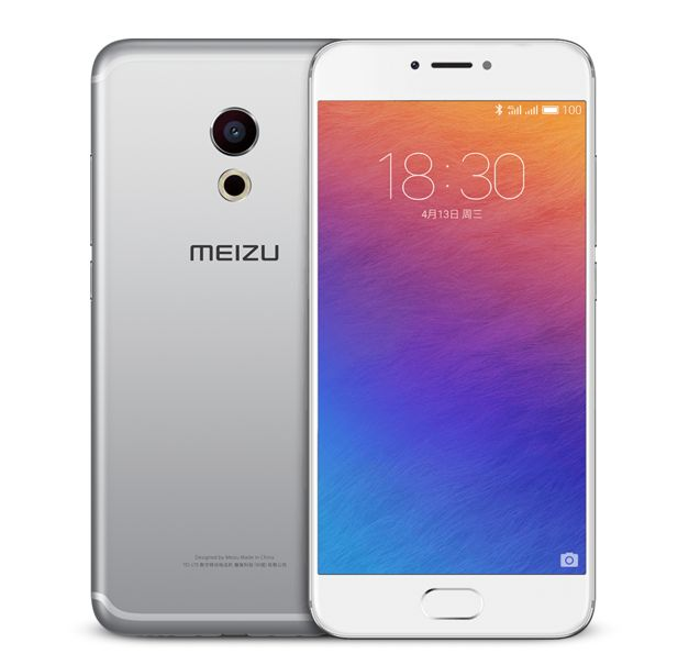 Meizu PRO 6 is presented